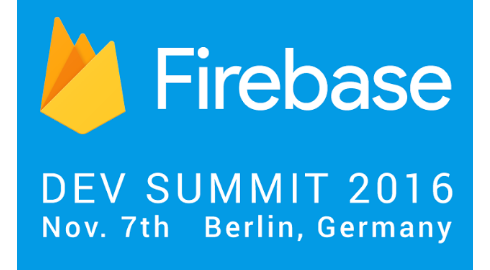 Firebase Developer Summit 2016 mit SynchShare